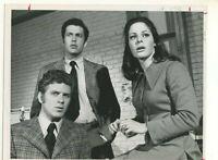 1970 The Storefront Lawyers  Robert Foxworth David Arkin TV Press Photo MBX94