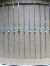 Qty 100 - 9.53K Ohm 1% 0.4W Through-Hole Metal Film Resistors