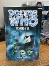 doctor who book -  THE WAGES OF SIN