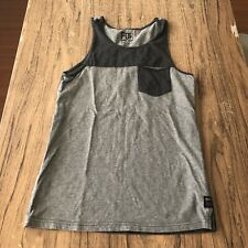Fox Racing Tank Top Shirt Size S #12131