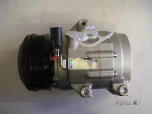 For Ford Fusion Mercury Milan A/C Compressor w/ Clutch Delphi Remanufactured