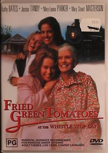 Fried Green Tomatoes At The Whistle Stop Cafe DVD - NEW SEALED - Free Post