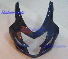 Front Nose Cowl Upper Fairing For SUZUKI GSXR600 GSXR750 2004-2005 K4 Deep blue