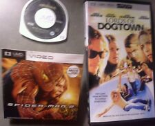 Lords of Dogtown , Spiderman 2,and National Treasure 2 (UMD, 2005)