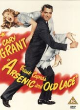 Arsenic and Old Lace (Cary Grant Priscilla Lane) Region 4 DVD New