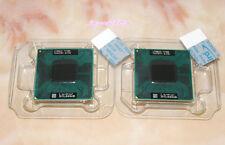 2PCS Intel Core 2 Duo SL9SE T7400 CPU 2.16GHz/4M/667 Processor