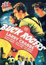 """BUSTER CRABBE 12 EPISODE SERIAL COMPLETE """"BUCK ROGERS"""""""