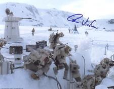 RUNE VINDENES - Hoth Rebel Trooper - Star Wars GENUINE AUTOGRAPH UACC (R12088)