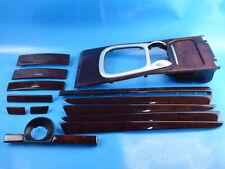 PORSCHE Cayenne S 955 9PA Dekor Interior Set komplett Holz RHD Rechtslenker