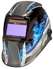 Weldclass Promax 350 Var Shade (9-13) Fire Metal Welding Helmet