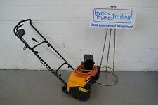 More details for stiga so11 electric snow thrower snow plough 240v fwo 120cm x 47cm wide x 94cm