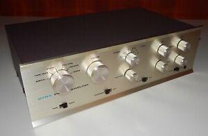 Vintage Dynaco PAS Stereo Tube Preamplifier HIFI PreAmp Telefunken Stereophonic