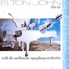 Live In Australia With The Melbourne Symphony Orchestra by Elton John