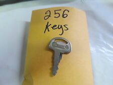 SUZUKI,T500,TS250,TS400,TS90,T125,K10,AS50 Nos oem Pre cut  Key # 256