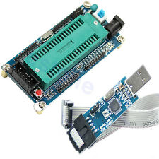 AVR Minimum System Board ATmega32 ATMEGA16 + USB ISP USBasp Programmer For ATMEL