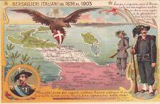 A1321) BERSAGLIERI ITALIANI DAL 1836 AL 1903.