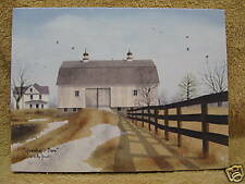 Grandpa Barn Farm Canvas Picture Decor Paint House Billy Jacobs Small