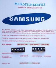 SAMSUNG E55H6670STXXU UE55H6290AS  D4GE-550DCA-R3   D4GE-550DCB-R  10 PIECE LED