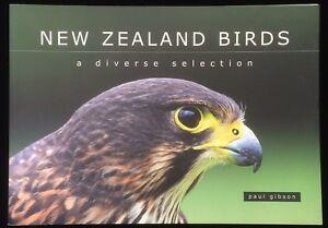 New Zealand Birds A Diverse Selection Paul Gibson Endangered Migratory Extinct