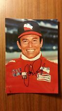 JOHNNY PARSONS JR SIGNED INDY RACING LEAGUE PHOTO