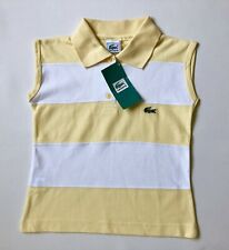 Polo LACOSTE vintage - Taille S NEUF d'époque - NEW OLD STOCK