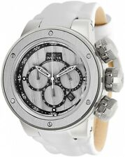 Invicta 28256 Subaqua Men's 52mm Chronograph Stainless Steel Silver Wood D Watch