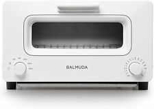 BALMUDA The Toaster K01E-WS (White) from Japan - New