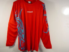Reusch Soccer Goalie Keeper Bakura Longsleeve Padded Jersey Medium 3211103S RED