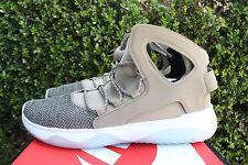 NIKE AIR FLIGHT HUARACHE ULTRA SZ 13 TROOPER WHITE 880856 200