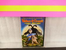 Animation - Wallace & Gromit: The Curse of the Were-Rabbit on DVD