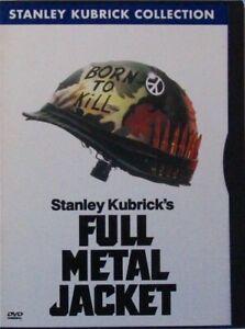 """"""" FULL METAL JACKET ' DVD ZONE 1 ! De STANLEY KUBRICK"""