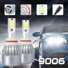 2x 9006 HB4 LED Headlight Bulb Kit Low Beam 6000K 60W 7600LM White Light Bulbs
