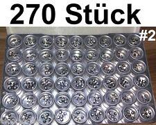 270x 3D NAGELSTICKER STRASS NAGELTATTOO NAGEL STICKER TATTOO NAIL ART Bindi #2