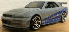 Hot Wheels 2019 Fast & Furious 5-Pack Nissan Skyline GT-R 1/64th Scale Model