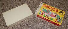 Operation VTG 1965 Board Game Milton Bradley 4545-X BOX ONLY