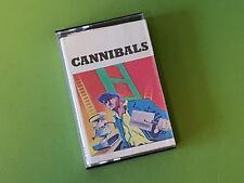 Cannibals Atari 8-Bit Game - Calisto Software (SCC)