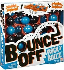 NEW Mattel Bounce Off Rock N Rollz Board Game Test Your Coordination
