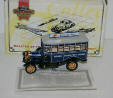 MATCHBOX COLLECTIBLES YET04-M - 1922 SCANIA POST BUS STOCKHOLM SWEDEN