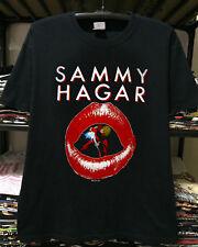 572cab550 VTG rare - T-Shirt SAMMY HAGAR Concert '83 - VAN HALEN- black