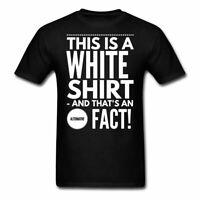 Anti-Trump Alternative Facts White Men's T-Shirt