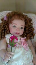 30 inch handmade reborn toddler girl