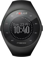 Polar M200 GPS Running Watch With Optical wrist based Heart Rate Black Free Ship
