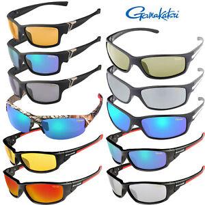GAMAKATSU G-GLASSES POLBRILLE EDGE, RACER, COOLS oder WILD, POLARISATIONSBRILLE