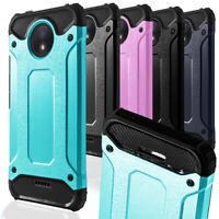 Housse pour Motorola Moto C / C Plus Protection Solide Case Couverture Extérieur