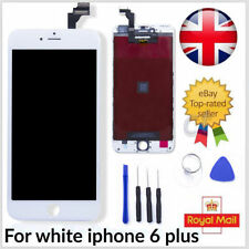 Black Mobile Phone Screen Digitizers for iPhone 6 Plus