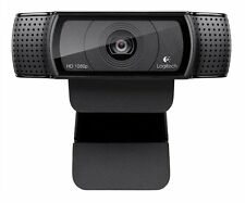 Logitech HD Pro Webcam C920, Widescreen Video Calling and Recording, 1080p Camer