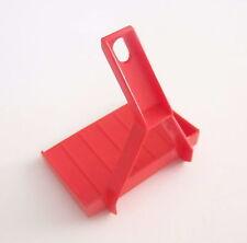 PLAYMOBIL (Q3103) CHANTIER - Plate-Forme de Chargement Rouge Camion Grue 3761