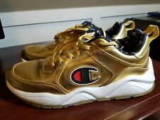 Champion 93 Eighteen Sneaker - Metallic Gold - Men's Size 12