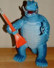 """1999 MASUDAYA/MODERN TOYS 14"""" GIANT GAMERA Retro Style Vinyl Figure Godzilla"""