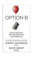 Option B: Facing Adversity Building Resilience and Finding Joy Free Shipping